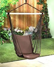 Expresso Hammock Chair Indoors outdoors Garden Porch Tree Swing