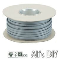 3 Core And Earth Grey High Quality Electrical cable 6243Y All lengths Available