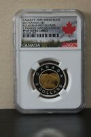 2017 Gilt Canada Polar Bear-FR Canadian Confederation Set Canada's 150 NGC PF69