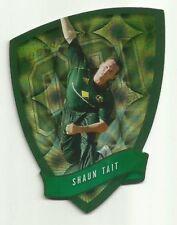 Cricket Australia Select 2009/10 DIE CUT FDC40 SHAUN TAIT ODI TEAM CARD ACB
