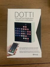 DOTTI Smart Pixel Art Light with Notifications for iPhone iOS and Android Sale