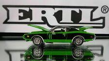 "SET #75 ERTL RC2 1971 DODGE CHARGER MOVIE CAR 1/64 ""GONE IN 60 SECONDS"""