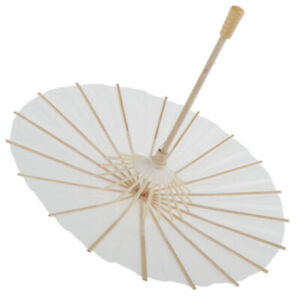 Chinese Hand-made Mini Umbrella Paper Parasol for 1/3 BJD Dolls Accessory M