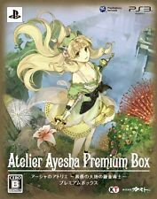 [FROM JAPAN][PS3] Atelier Ayesha The Alchemist of Dusk Gust Best Premium Box...