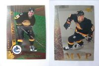 1997-98 Pacific Dynagon #129 Mogilny Alexander dark grey   canucks