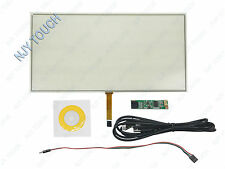 "15.6 Inch 4 Wire Film to Film Resistive Touch Screen Panel USB for 15.6"" Laptop"