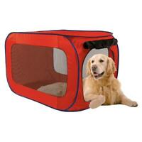 Dog Kennel Travel Pet XL Pop Up Crate Home Playpen Portable Travel Cage Tent Box