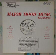 Major Library Music LP #6037 Frances Trocaine  VG++