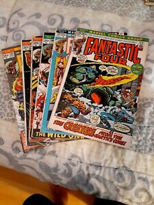 Fantastic Four #126 comic lot