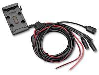 Garmin Zumo 590 590LM 595 595LM Hardwire/Bare-wire Assembly Mount 010-12110-00