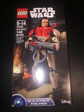 Lego Star Wars 75525 Baze Malbus Rogue One Buildable Figure NIB