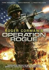 ROGER CORMAN'S OPERATION ROGUE  Region Free DVD - Sealed