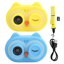 720P Digital 2.0 Inch Camera HD Mini Smart WiFi Camera Cartoon for Boys Girls