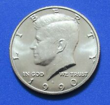 1990-D 50C Kennedy Half Dollar - Uncirculated
