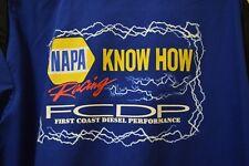 Napa Racing CREW Men's LARGE FCDP Short Sleeve NHRDA FIRST COAST DIESEL PERFORM