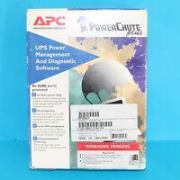 APC AP9007 PowerChute Plus UPS Power Management & Software for Windows V4.2.3