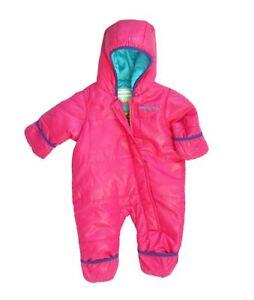Arctix Infant Snow Bunting Suit, Fuchsia, 6/9 Months
