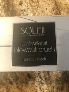 Brand New Soleil Professional Blowout Brush Hair Dryer & Styler  New $ 399.00