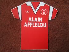 AUTOCOLLANT STICKER AUFKLEBER ADIDAS ASM AS MONACO FOOTBALL ALAIN AFFLELOU SPORT