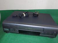 FERGUSON FV401LV Video Cassette Recorder VHS Smart VCR Grey FULLY TESTED