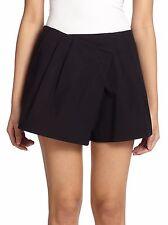 Marc Jacobs wrap shorts black Women's size 4