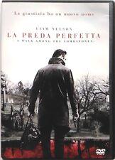 Dvd La Preda perfetta con Liam Neeson 2014 Usato