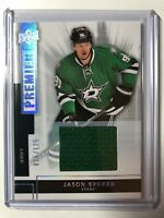2014-15 Upper Deck Premier Spectrum Silver Jason Spezza  /125