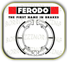 GANASCE FRENO FERODO KAWASAKI GPZ 500 S DAL 1987 > POSTERIORE