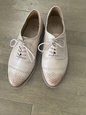 Ziera 40.5 FF Brogue Leather Sneaker
