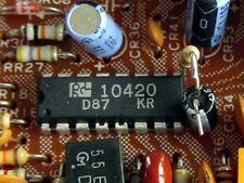 TOKO TK10420 DIP-16 DUAL CONVERSION FM IF AMPLIFER