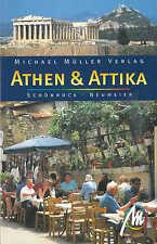 ATHEN & ATTIKA Michael Müller Reiseführer 06 Stadtführer Griechenland MM-City