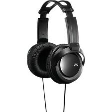 JVC HARX330BK Over ear headphones, wired, comfortable...