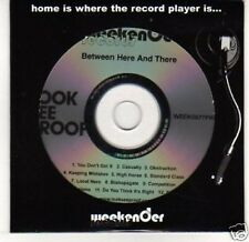 (J403) Look See Proof, Between Here & There - DJ CD