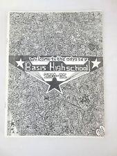 2002 Yearbook Basis High School Tucson Arizona AZ Memorabilia Paperback