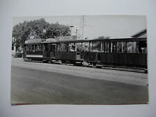ALG11 - 1934 ALGIERS CITY TRAMWAYS - CFRA - TRAM PHOTO Algeria