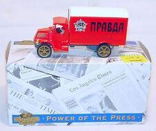 Matchbox MOY 1:72 Power of the Press MAC AC PRAVDA 1920 YPP 06 MIB`95 VERY RARE