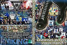 HOOLIGANS /ULTRAS DVD INTER ULTRAS IN LIVORNO 2004/05