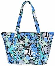 NEW Vera Bradley $88 Camofloral Miller Large Zip Top Travel Tote Bag