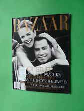 Harpers Bazaar US January 1999 John Travolta KELLY Preston Carmen Kass Januar