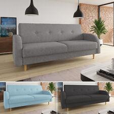 Schlafsofa Kelso - Couchgarnitur, Sofa mit Bettkasten + Schlaffunktion, Bettsofa