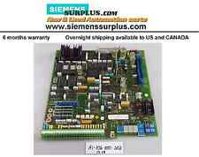 Siemens Interface Circuit Board A1-106-100-502 IS.18