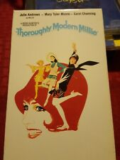 Thoroughly Modern Millie (VHS, 1996)