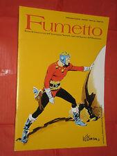 FUMETTO N°90-rivista CON INSERTO CENTRALE FIRMATO DA MILO MANARA-ANAFI LIMITATA