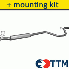 LAND ROVER FREELANDER 1.8 118HP 2000-2006 Exhaust Central Silencer+