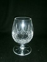 """Waterford Crystal Lismore Small Brandy Snifter Glass 4 1/2"""""""