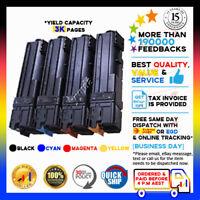4x Toner Cartridge for For Fuji Xerox CP305D CM305D CM305DF Printer KCMY BKCMY