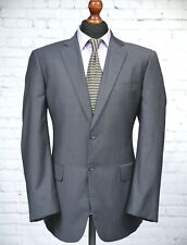 Jack Reid BHS Grey Suit Jacket Single Breasted 42R