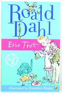 ROALD DAHL classic ESIO TROT paperback pb story book - NEW!