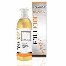 Follione Shampoo for Hair Growth and Recovery Regrows Hair in 2 Minutes a Day
