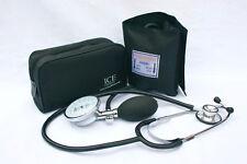 Presión Arterial Adulto ICE Medical Aneroide Kit-Esfigmomanómetro 1 puños Incluido